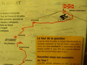 Tour de F Journal